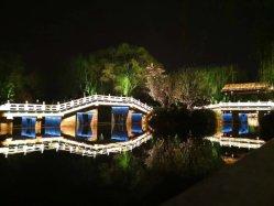 Индикатор Muti-Color мост освещение LED Освещение на стену