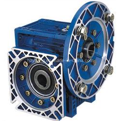 Scatola ingranaggi della vite senza fine di serie del Manufactory rv della Cina con la scatola ingranaggi della trasmissione della flangia dell'uscita