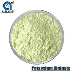 Alginato di potassio di alta qualità con CAS ad alta purezza: 9005-36-1 Prezzo alla rinfusa