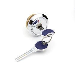 cilinder van het Meubilair van het Staal van het Slot van de Diameter van 48mm de Hoofd Veilige