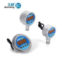 Jc418 Contacteur de pression numérique / contrôleur pour huile d'eau de l'air des gaz