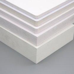 Белый цвет 4X8футов толщины прокладки из пеноматериала из ПВХ системной платы