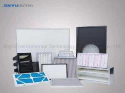 نظام Ahu، H10، H11، H12 H13 H14 Mini Pleat HEPA Filter for Pharmaceutical