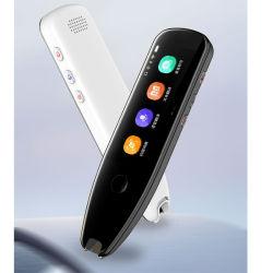 """3.5 """" Smart Scan WiFi Ocr traducteur vocal scanner multi-langues Traduction stylo de lecture intelligente de parler de type C pour les frais de déplacement"""