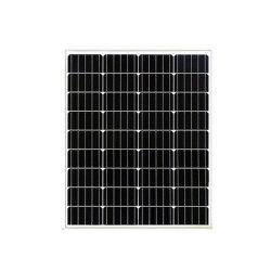 Elevata efficienza di conversione fotoelettrica e buona stabilità monocristallino silicio solare Pannello