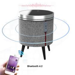 スマートなコーヒーテーブル緩和されたガラスまたは木ベニヤの枕元の机の無線充電器のBluetoothのスピーカーの無線スピーカー表