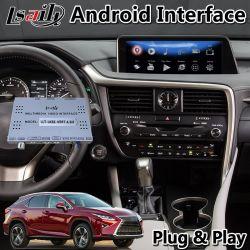 Is Androïde VideoInterface 9.0 van Lsailt voor de Controle van de Muis van Lexus Rx350 Nx/Rx/S//CT/van Lx/Ls GPS van de Auto Navigatie