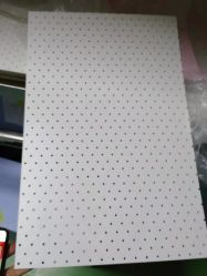 صفائح القطع البلاستيكية الحرارية مادة Imالتعبئة بواسطة الطرف العلوي