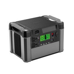 bewegliches 180000mAh/666wh Kraftwerk-Solargenerator-Batterie-Backup für Notstromversorgung draußen beweglicher Generator nachladbar
