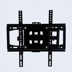 Braço Duplo Suporte LCD inclinando o suporte giratório movendo de TV na parede