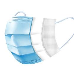 3ply favorevole all'ambiente che pulisce la stampa antipolvere scherza la maschera di protezione a gettare con il marchio personalizzato