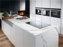 Blanc/Noir/Jaune/vert/marron/bleu/Gold/gris/rouge solide/surface naturelle marbre/granit/travertin/pierre/Quartz/Quartzite d'un comptoir de cuisine/salle de bains/table