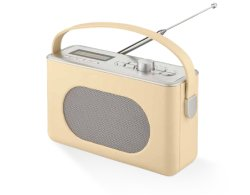 Cozinha de rádio DAB com pega