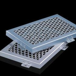 장식적인 알루미늄 위원회는 철망사를 확장했다