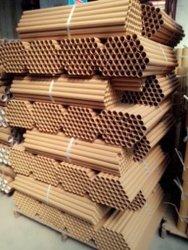 Fabrik-kundenspezifisches langes großes Pappplakat-sendendes verpackendes Papiergefäß