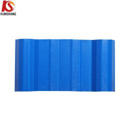 3 層耐火性 UPVC 波形屋根板 / タイル