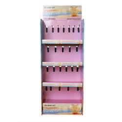 Gancio in plastica di cartone per la vendita al dettaglio di carta pop personalizzata di nuovo stile Supermarket Supporto display