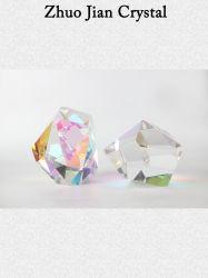 China Factory The Newest Design kleurrijk Kristal glas edelsteen Ambachten voor de Decoratie van het Huis