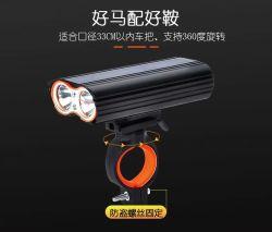 Accessori per motociclette elettriche ricaricabili impermeabili Faro a LED