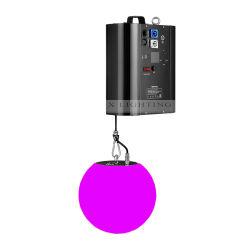 Cor da cinética de luz mágico Sorter Kinetic Bola de luz para o Hotel