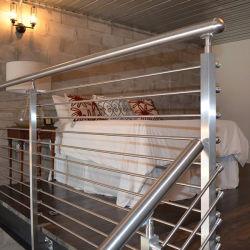 2020 Nieuw Rob van het Roestvrij staal van het Traliewerk van het Balkon Traliewerk