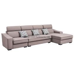 Mobili soggiorno Leathaire divano con ripostiglio