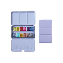 예술 색칠을%s 놓이는 우량한 직업적인 단단한 수채화 물감 페인트