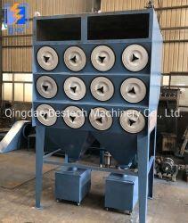 セリウムによって証明される自動クリーニングの産業ろ過材の集じん器