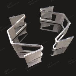 Kundenspezifisches Metall, das Service Schaltkarte-Sprung-Kontakt-Maschinerie-Teil für Handy-Teil stempelt