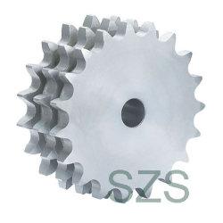 precio de fábrica Stock piñón de la cadena de la cavidad del cubo de alta estabilidad de las ruedas dentadas