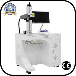 20W Mopa Marcação a Laser de fibra de máquinas para impressão de logotipo colorido peeling de pintura de Óleo