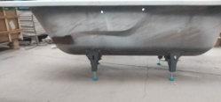 أرجل حوض استحمام ألمانية لحوض المينا الفولاذي
