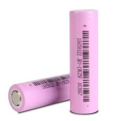 리튬이온 3.7V 2200mAh 심부 사이클 18650 원통형 전원 배터리 셀