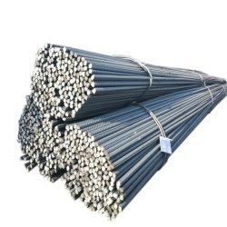 Reforced deformado de la barra de acero para construcción