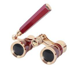 OEM 3 * 25 金属ハンドルレディエレガンス双眼鏡望遠鏡