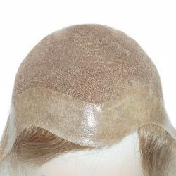 高品質のメンズ Toupee - レース & PU - Wigs Hair Solutions