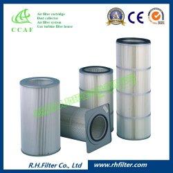 Cartucho de filtro de aire de la serie de Rh para la industria el aire limpio