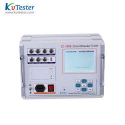Interrupteur du disjoncteur du circuit du testeur de degré de dépression