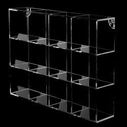 De Kleine Zwarte AcrylDozen van uitstekende kwaliteit van de Vertoning