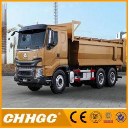 国際規格6*4のディーゼル機関の情報処理機能をもった略奪品のダンプトラック