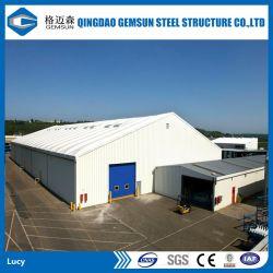 Stahlkonstruktion-Gebäude des h-Kapitel-Q235/verschüttet/Lager/Fabrik/Werkstatt