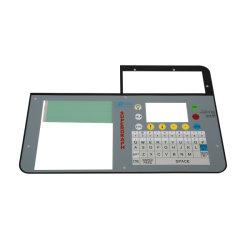 Interruptor de Membrana de teclado com alta cúpula de metal sensíveis