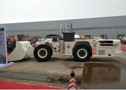 熱い販売鉱山Undergound LHD/ダンプトラックのローダーまたは鋭い機械装置