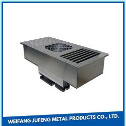 Folha de metal base do gabinete com selagem/Soldar/Corte a Laser