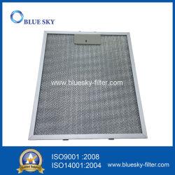 De Vervangingen van de Filter van het Vet van de Afzuigkap van het aluminium voor Klarstein al-Filter 4857