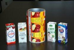 Асептической упаковки жидких материалов картонная коробка бумаги 250 мл молока пакет для напитков