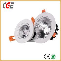LEDはLEDランプをつけるDownlightの天井灯7With9With12W LEDの点ライト買物をするLEDをつける