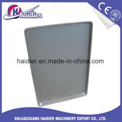 Bandeja para hornear bandeja para hornear ollas de cocción de aluminio Bandeja plana