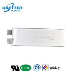 OEM 3,7 V rechargeable 5000mAh Li-ion polymère pour produit numérique