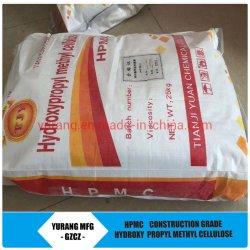 Additivo metilico idrossipropilico HPMC della cellulosa per i cappotti della schiuma del mastice della parete